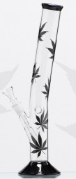 Multi Leaf Hangover glass Bong