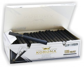 Korona Slimhülsen Carbon 120 St.