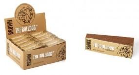 Bulldog Filtertips Brown Natural