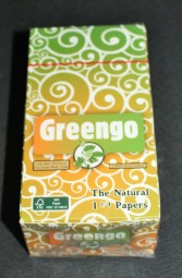 Greengo 1 1/4 Paper 50 Paper
