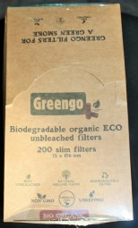 Greengo Organic Filter 0,6 mm ECO