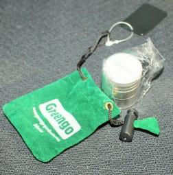 Greengo Grinder 4 Parts