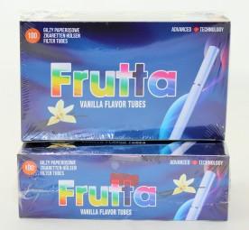 Frutta Hülsen mit Geschmack 100 St.