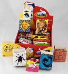 Zigarettenhülle Karton Huellsy
