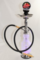LED Base Shisha White