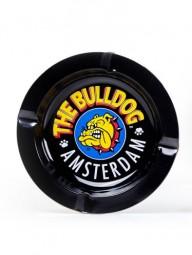 Bulldog Aschenbecher Tin