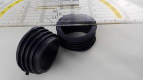 Wasserpfeifen Kolbendichtung schwarz oriental 4cm