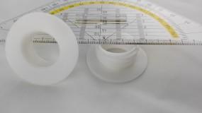 Wasserpfeifen Kolbendichtung klein 3cm