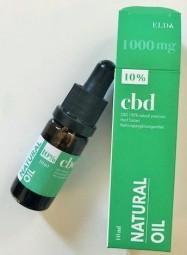 CBD Oil Natural 1000mg
