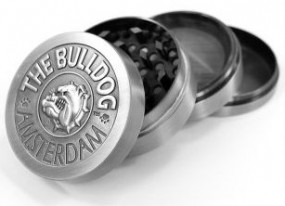 Bulldog Metal Grinder 4-part