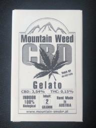 Hanfblüten Gelato - CBD 3,54%