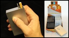 Zigarettenspender-Etui automatisch